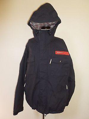 Foursquare Four Square Men's Ski Snowboard Jacket Coat 6k Shell System L Large