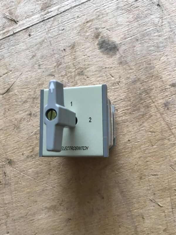 Electroswitch 20kb-1251a4 2 Position Switch
