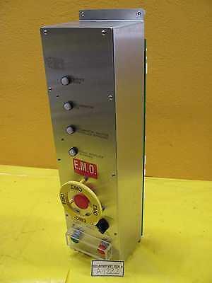 Kla Tencor 710 734976 001 Rev Ad Emo Control Module 2365 Ui Used Working