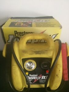 Portable Prestone 12 V battery charger