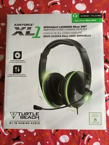 EarForce XL1 Amplified Stereo Gaming Headset for Xbox and PC