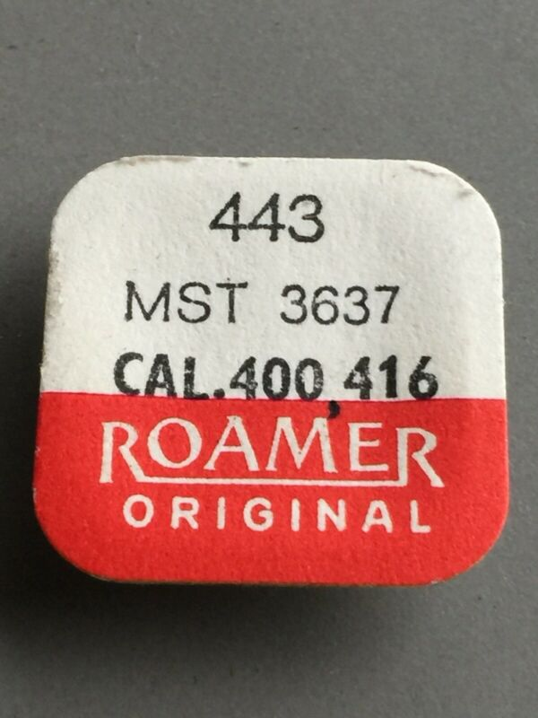 Roamer+MST+400+416++Setting+Lever+And+Screw+3637+New+In+Pack+Free+Postage