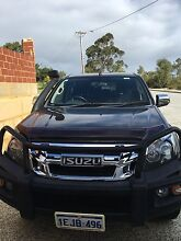 Isuzu D-Max Ute 2013 LSU Willetton Canning Area Preview
