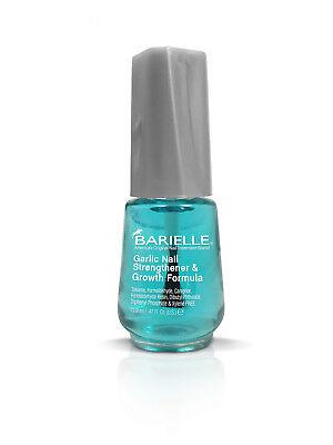 Barielle Garlic Nail Strengthener & Growth Formula Dual Function Nail Lacquer