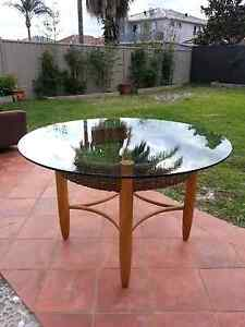 ROUND TABLE FOR SALE Beverley Park Kogarah Area Preview