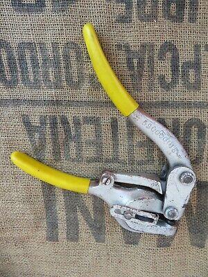 Roper Whitney No. 5 Jr Sheet Metal Hand Hole Punch Tool