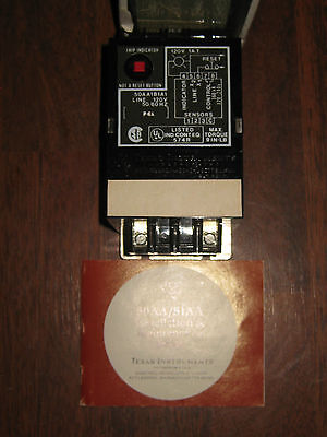 TEXAS INSTRUMENTS MODULE PROTECTOR PART # T150AA1-B1A1
