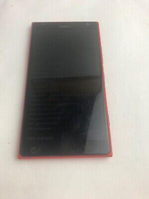 Nokia Lumia 1520 - White 16GB Windows Phone AT&T