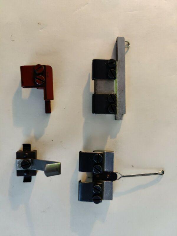 Set of 4 Heidelberg Windmill Register Guides