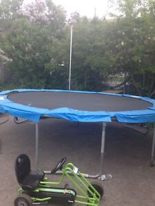 Trampoline 12 ft by 12 foot