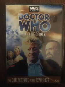 Doctor Who: The Claws Of Axos #57