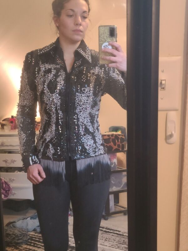 Riding Show Jacket Size Small