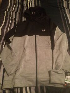 Nwt large/xl under armour men's sweaters