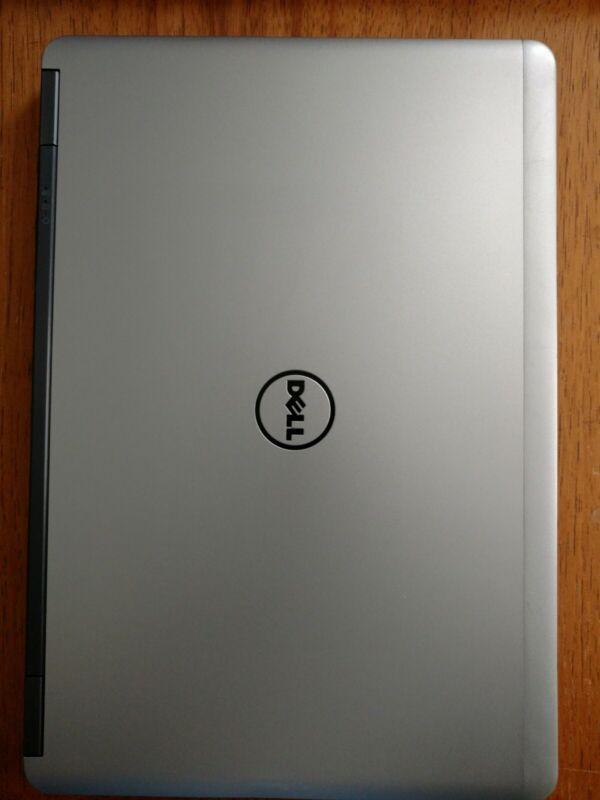 Dell Latitude e7440, i5-4300U@1.90GHz, 8gb ram, no hd, Power supply included