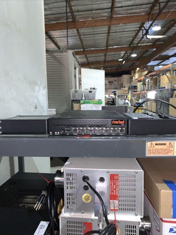 Riverbed SteelHead CX-770 Series CXA-00770 Network Application Accelerator