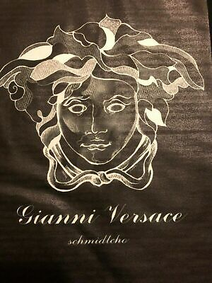 New Versace T-Shirt  100% Cotton Size L