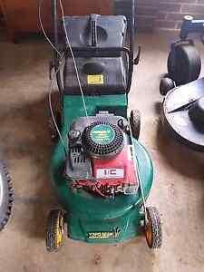 Yard man push mower Armidale Armidale City Preview