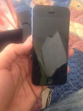 iPhone 5 32gb black unlocked in good condition Carnegie Glen Eira Area Preview