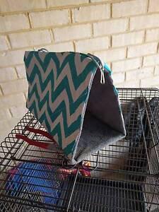 Bird Cage and hammock Baldivis Rockingham Area Preview