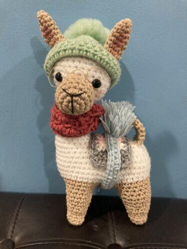 Mama Llama Crochet Doll Figure - $40.00