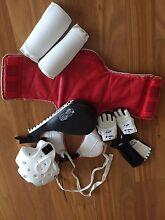 Taekwondo  Sparring gear Maribyrnong Maribyrnong Area Preview