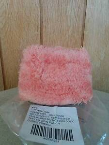 RRP$37 New Anthropologie Pink Coin Purse Clutch Bag Strathmore Moonee Valley Preview