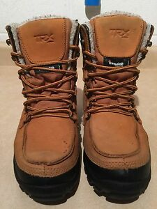 Men's TRX Waterproof Insulated Winter Boots Size 10 London Ontario image 6