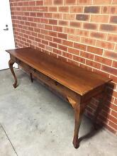 Hardwood 'Antique Style' Side Table Petersham Marrickville Area Preview