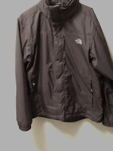 North Face Jacket w Hood - Mens Size M