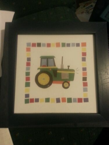 Engines, Tractor by Sophie Harding, 2005, Framed Art Print