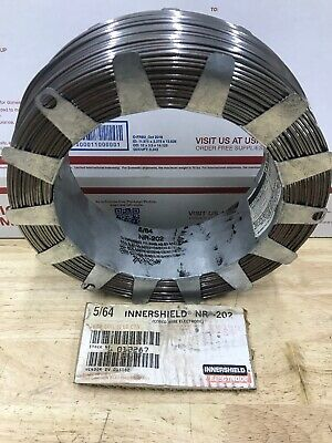 Lincoln Electric Cored Welding Flux Wire Nr-202 564 Mig Innershield 14lb