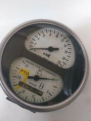 Used Geniune Case Ih 534055r1 Gauge Assy. Case Parts 766 1066 966 Hydro 100