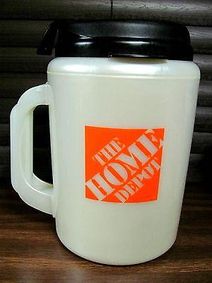 Aladdin Home Depot BIG 64 oz Foam Insulated Travel Mug Thermos Cup Free Ship