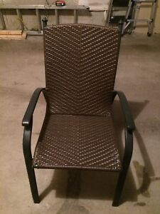 6 patio chairs