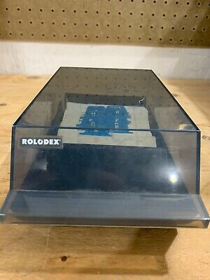 Rolodex Business Card Holder. File Dividers Blank Cards 4 X 2 Vip 24c