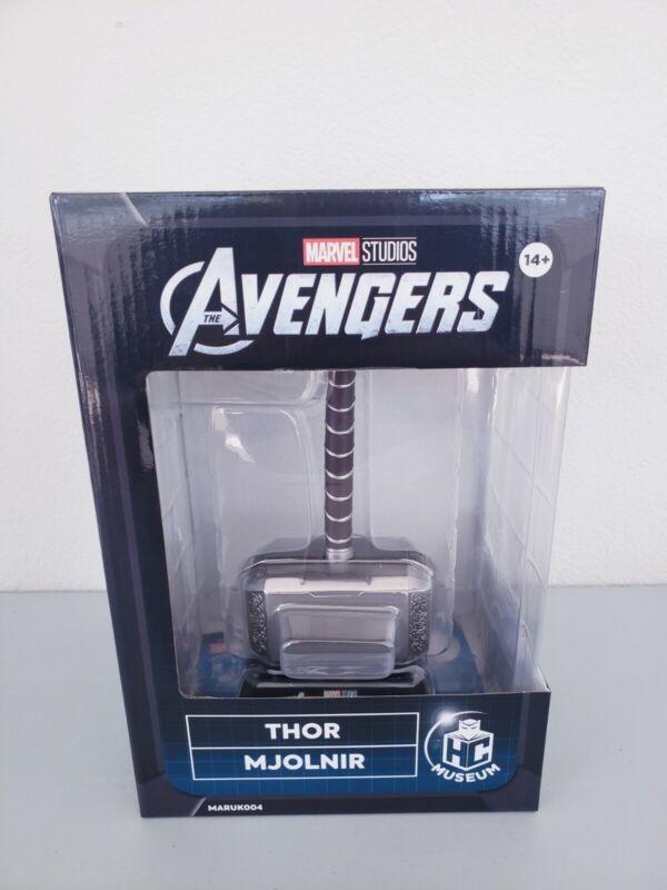 Marvel Studios The Avengers Thor Mjolnir Hammer Replica New Sealed NIB