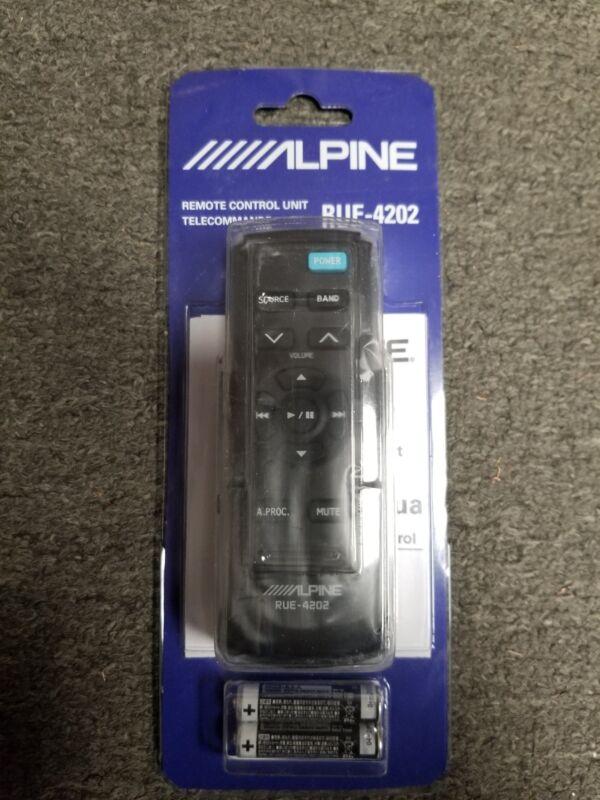 Alpine Remote Control Unit RUE-4202 Wireless Remote