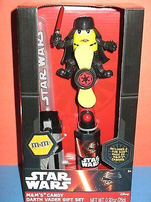 STAR WARS m&m candy Darth Vader gift set. Lightsaber For Ages - M&m Lightsaber