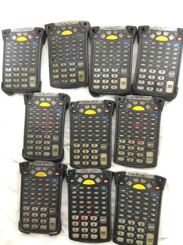 10 X SYMBOL MOTOROLA MC9090 Keypad 53 Key Standard 21-79512-01 Keyboard MC9190