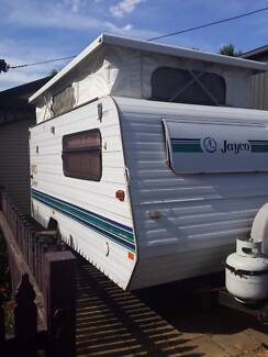 """1994 Jayco Sprite - affectionalty known as """"The Lunchbox"""""""