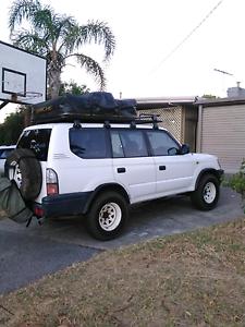 2000 Toyota Prado RV Kardinya Melville Area Preview
