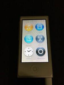 7th Generation 16GB Apple IPod nano silver Haberfield Ashfield Area Preview