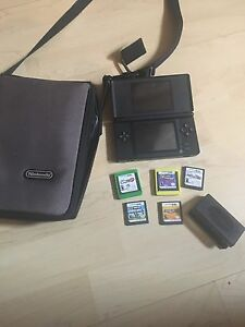 Nintendo DS light + games