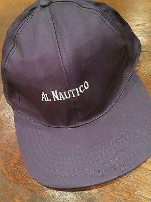 AL NAUTICO  Kappe Cap - dunkelblau