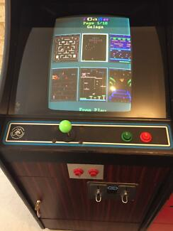 Arcade Machine - Classic 60 in 1 - Coin operated Baldivis Rockingham Area Preview