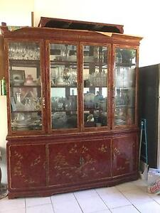 Chinese display cabinet Sunnybank Brisbane South West Preview