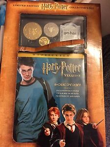 Harry Potter collector set