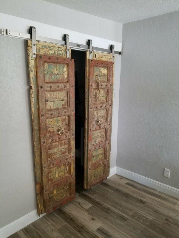 18th Century Antique Indian Doors (barn doors)