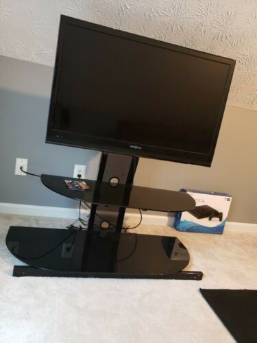 "Insignia 39"" TV and stand used."