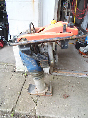 Wacker Neuson Bs50-2i Rammer Jumping Jack Tamper Plate Compactor Shipping Avail